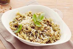 Pesto Basilico con Fusilli