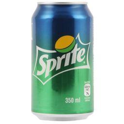 Sprite Sabor Lima Limón Lata 350 ml