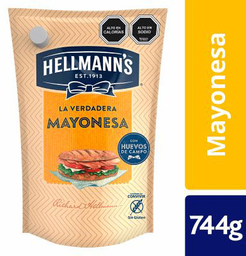 May Hellmanns Doypack 744g