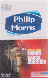 Cigarro Phillip Morris Blue Soft 20 Un