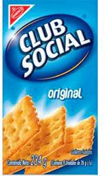 Galleta Club Social 234g