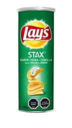 Stax Crema Y Cebolla 134 g