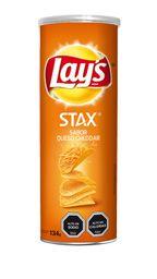Stax Cheddar 134 g