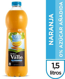 Nectar Naranja Light Andina 1500cc