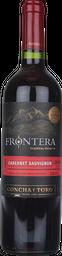 Vino Cabernet Frontera Premium 750cc