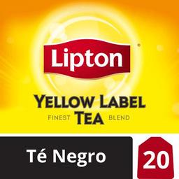 Te Lipton Yellow Label 20Un