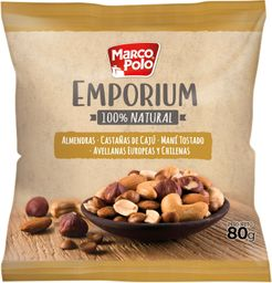 Mix Emporium Nuts Cálidos Marco Polo 80g