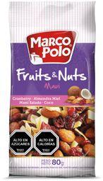 Fruits & Nuts Morado Marco Polo 80g