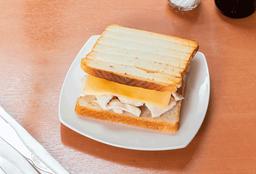 Sándwich Pollo, Queso
