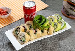 Menú 20 piezas Verduras y Pollo o kanikama