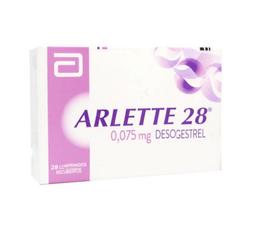 Arlette Com.75Mcg.28