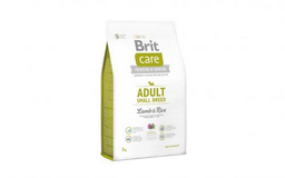 Brit Care Alimento Para Perro Adult Small Lamb & Rice