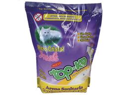 Arena Sanitaria Topk9 Arena Microcristal Fresh 1.6 Kg
