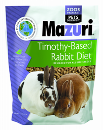Alimento Mazuri Timothy Based Rabbit Diet 1 Kg