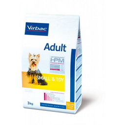 Alimento Virbac Adult Small & Toy 3 Kg