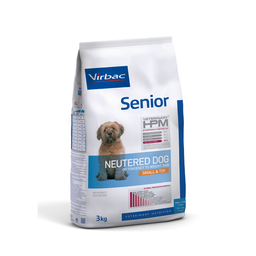 Alimento Virbac Dog Senior Neutered Small & Toy 3 Kg