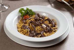 Spaghetti al Filetto