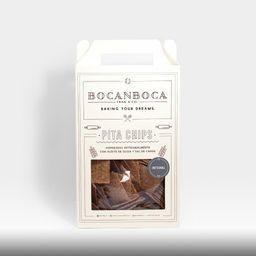 Fork Pita Chips Integral Bocanboca