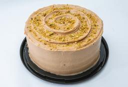 Torta Pistacho Canela 20 Personas