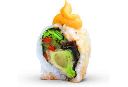 Vegan Maki Roll
