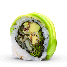 Veggie Quinoa Maki Roll
