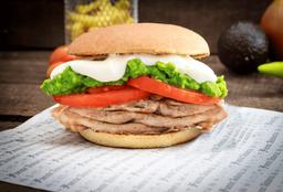 Sándwich Lomo Italiano