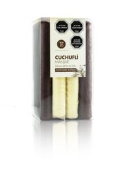 Cuchufli de Chocolate Encanto Caja Rellenos de Manjar 329 g