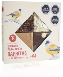 Barra Artesanal Encanto Caja 188 g