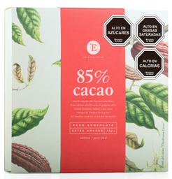Chocolate Puro Encanto Caja Extra Bitter 80% Cacao 158 g