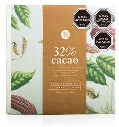Chocolate Puro Encanto Caja Leche 36% Cacao 150 g