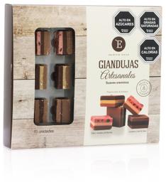 Giandujas Encanto Chocolate Caja 150 g
