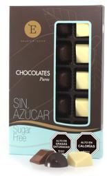Chocolate Puro Encanto Caja Sin Azúcar 100 g