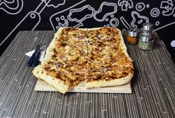 Pizza BBQ Pollo Familiar