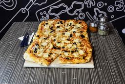 Pizza Premium Palmito Familiar