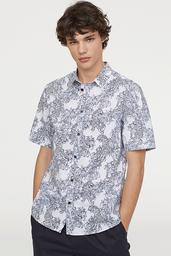 Camisas Jack Aop Azul 1 U