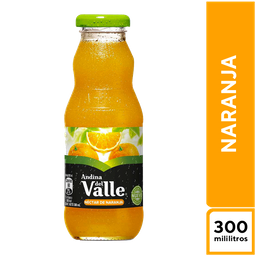 Jugos del Valle de 300 ml Naranja