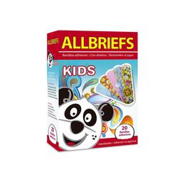 Allbriefs Bandita Adhesiva Kids