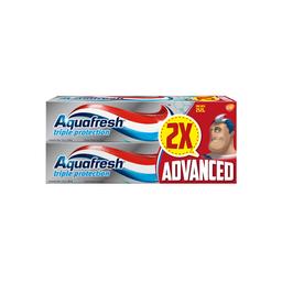 Aquafresh Crema Dental Advanced Cavity