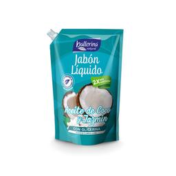 Ballerina Natural Jabon Coco Jazmin Dp