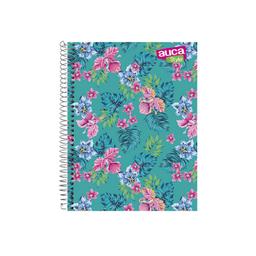 Cuaderno Auca Triple Diseño Mujeres 7 mm 150 Hojas 1 U