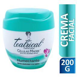Teatrical Crema Facial Humectante 200g