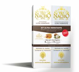 Pack Tío Nacho Shampoo + Acondicionador Ultra Hidratante 2 U