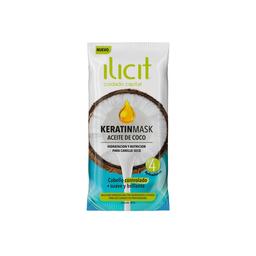 Mascarilla Capilar Ilicit Keratinmask Coco 40 mL