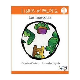 Libro Coleccion Las Mascotas 1 U