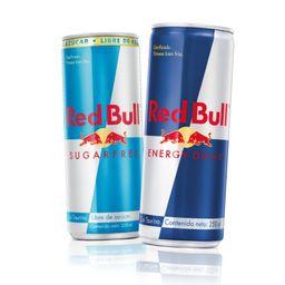 Promo: 2x Red Bull 250cc
