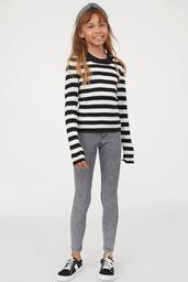 Pantalones Gilda Leggings Gris 1 U