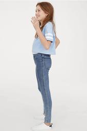 Pantalones Gilda Leggings Azul 1 U