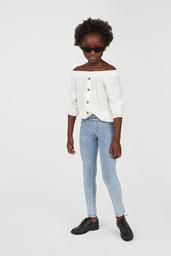 Pantalones Gilda Leggings Celeste 1 U