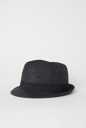 Accesorios Karl Straw Hat Negro 1 U
