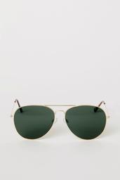 Lentes De Sol Sunglasses Raymond Aviator Metal 1 U